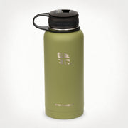 32 oz (.95L) Earthwell® Kewler™ Opener Vacuum Insulated Bottle - Sequoia Pine