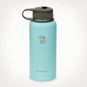 32 oz (.95L) Earthwell® Kewler™ Opener Vacuum Insulated Bottle - Aqua Blue