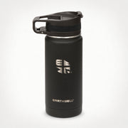 16oz (473 ml) Earthwell® Roaster™ Loop Vacuum Insulated Bottle - Volcanic Black