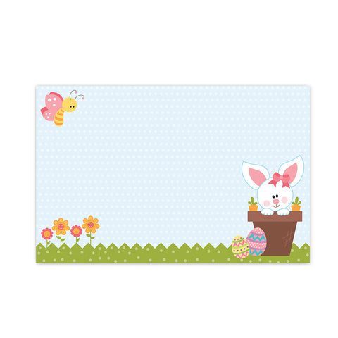 Easter Bunny Party Placemat