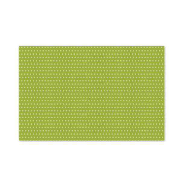 Green Dots Party Placemat