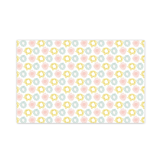 Spring Flowers Party Placemat