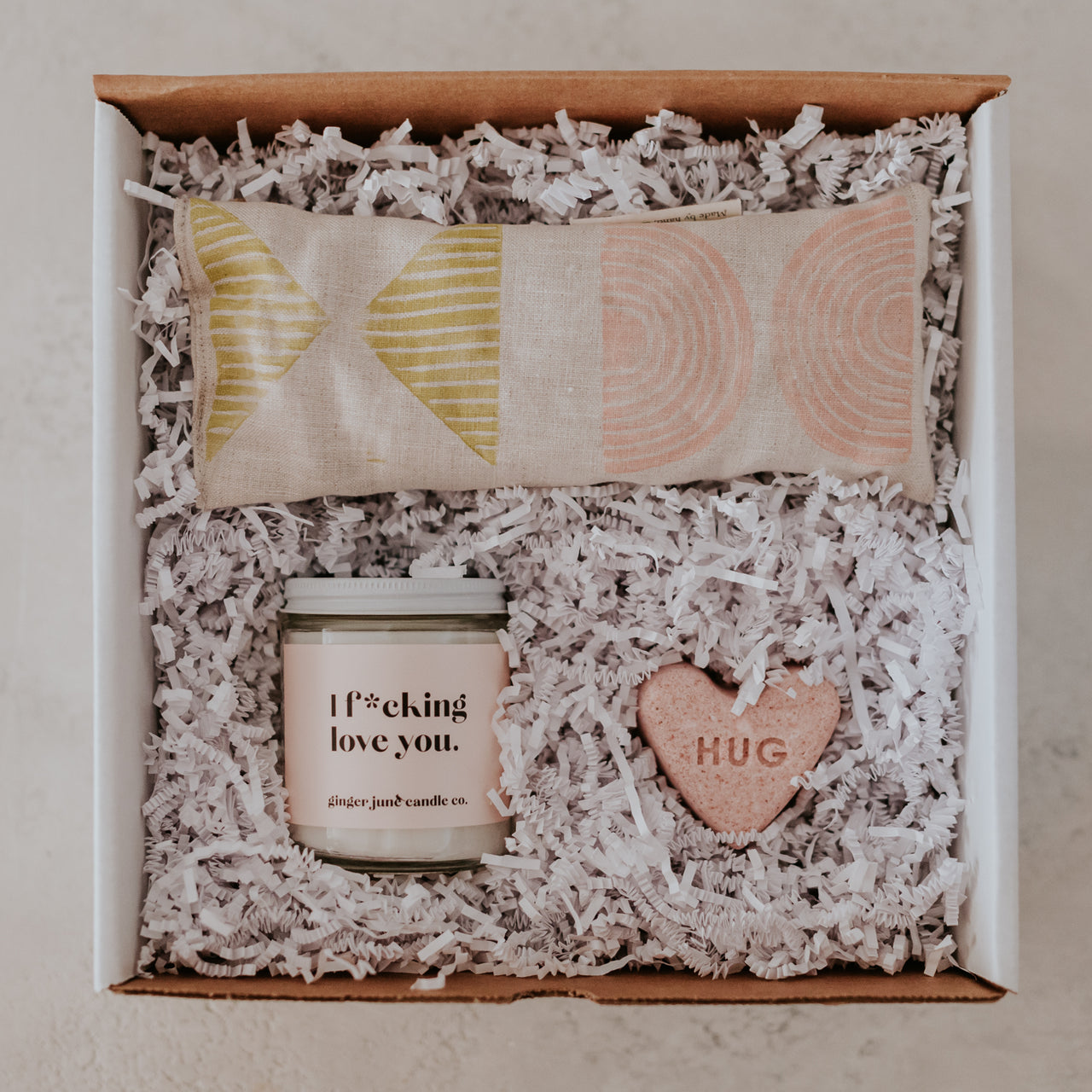 Love Is a Four Letter Word Gift Box
