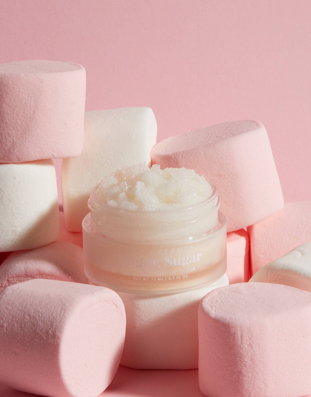 Sugar Sugar Marshmallow Cookie Lip Scrub