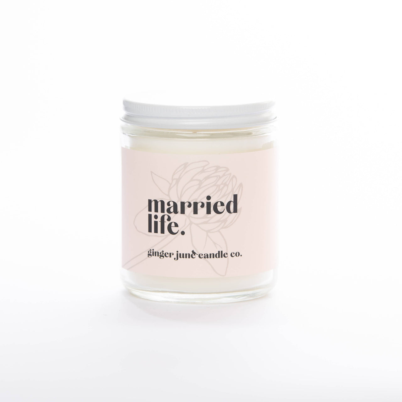 Married Life Soy Candle