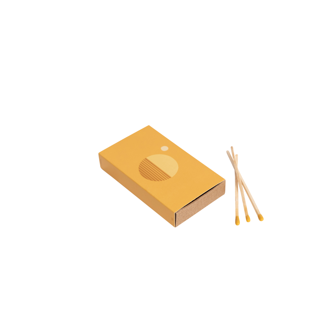 Golden Hour Sunset Matchbooks