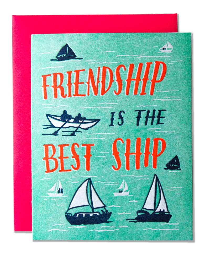 Friendship Best Ship
