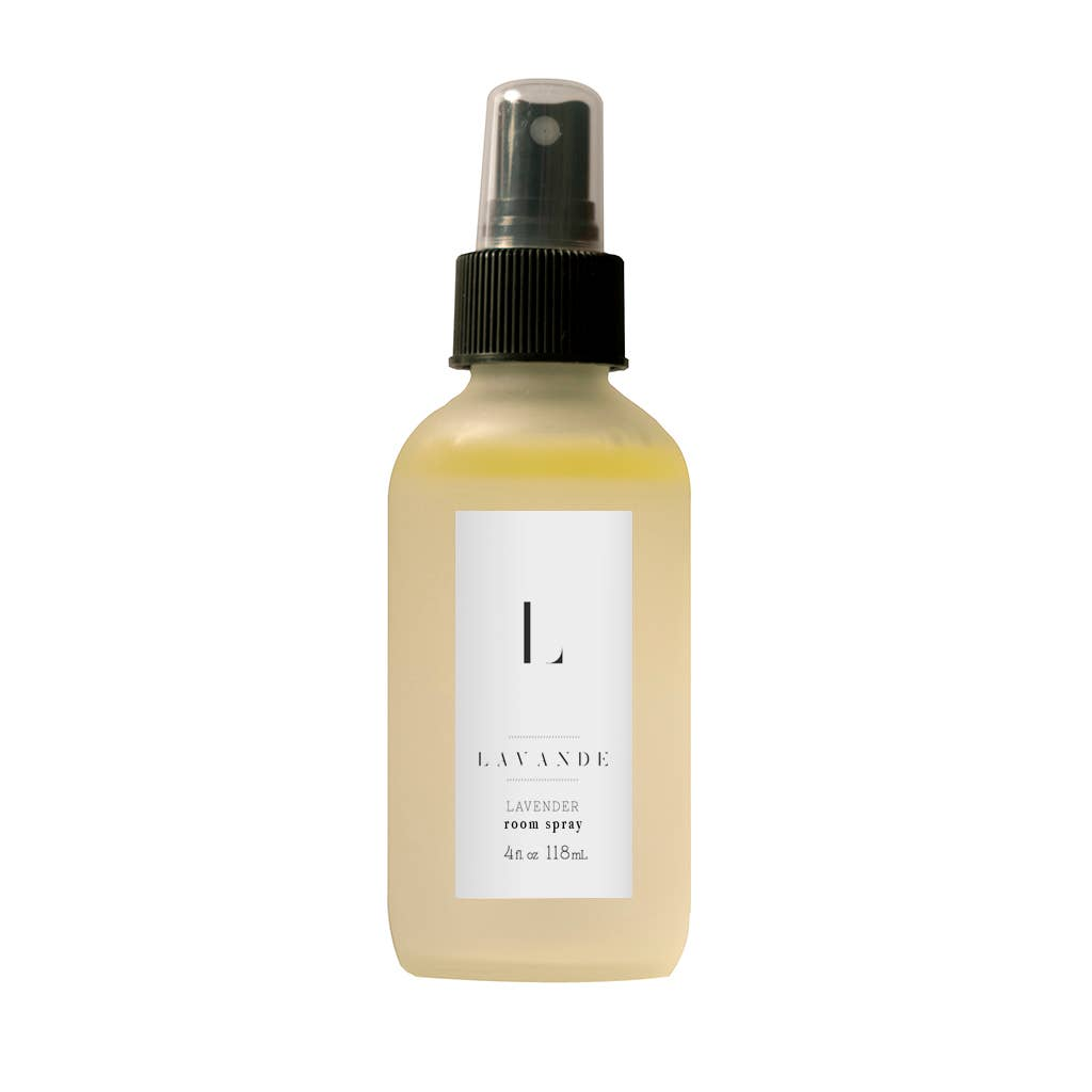 Lavender Room Spray 4oz