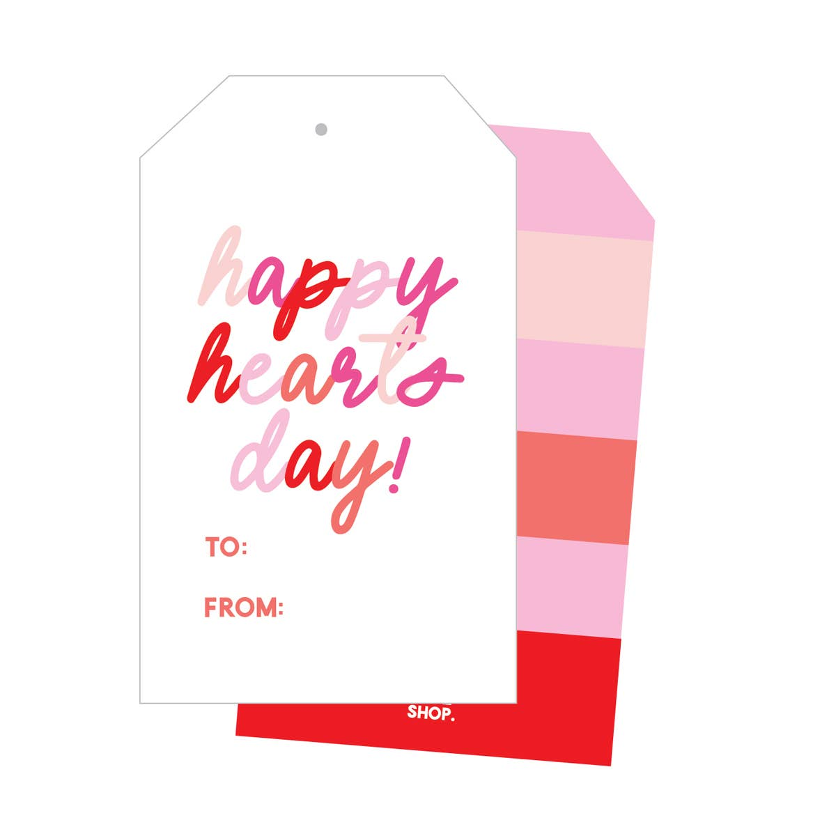 Joy Creative Shop - Happy Hearts Day Gift Tags