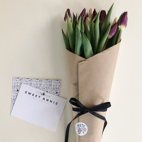 Mother's Day Tulip Bundles - Delivery 5/8 or 5/9
