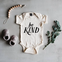 Be Kind Onesie