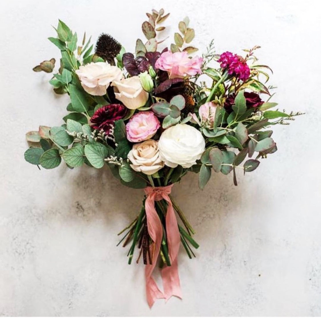 Thanksgiving Blooms of Happiness-Mixed Bouquets