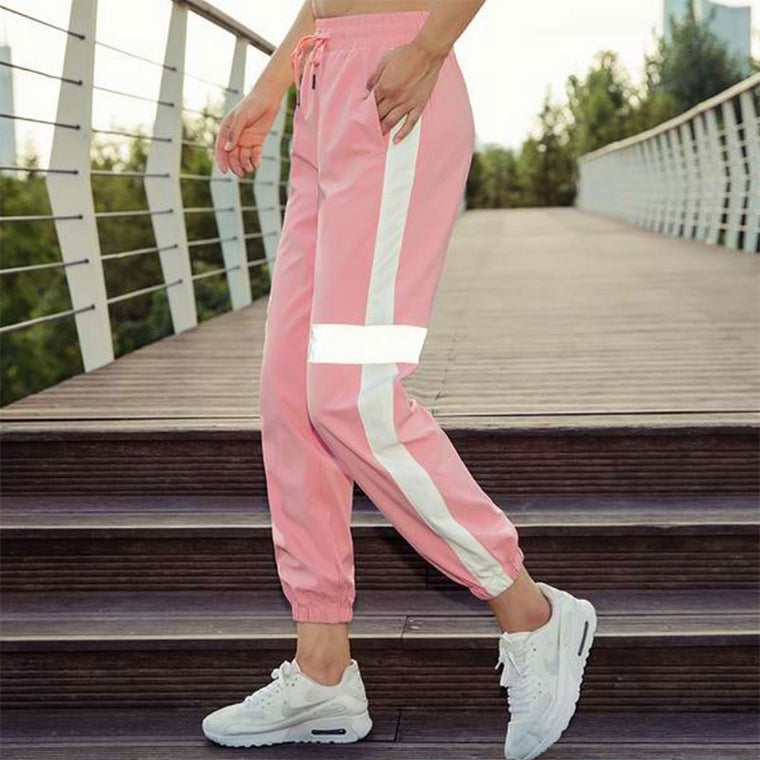 Aneska Reflective Pants