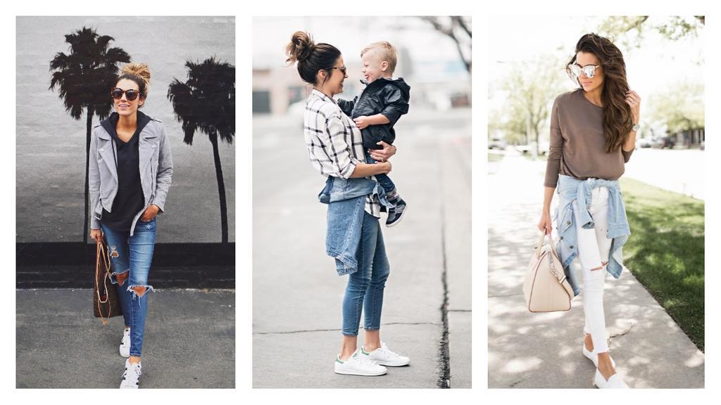 9 Stylish Moms to Follow on Instagram