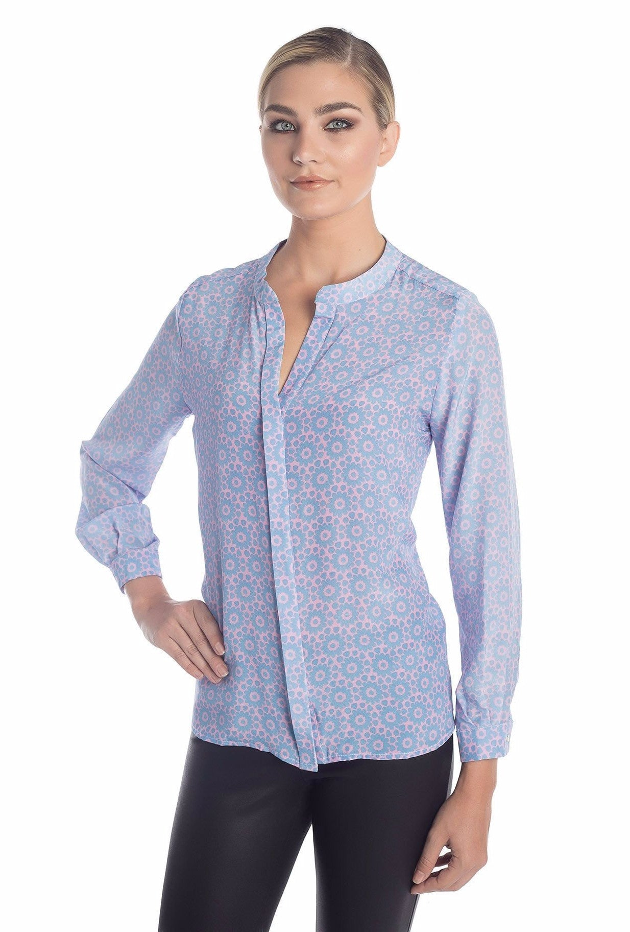 Limited Edition Dressy Top To Wear With Jeans Artteca
