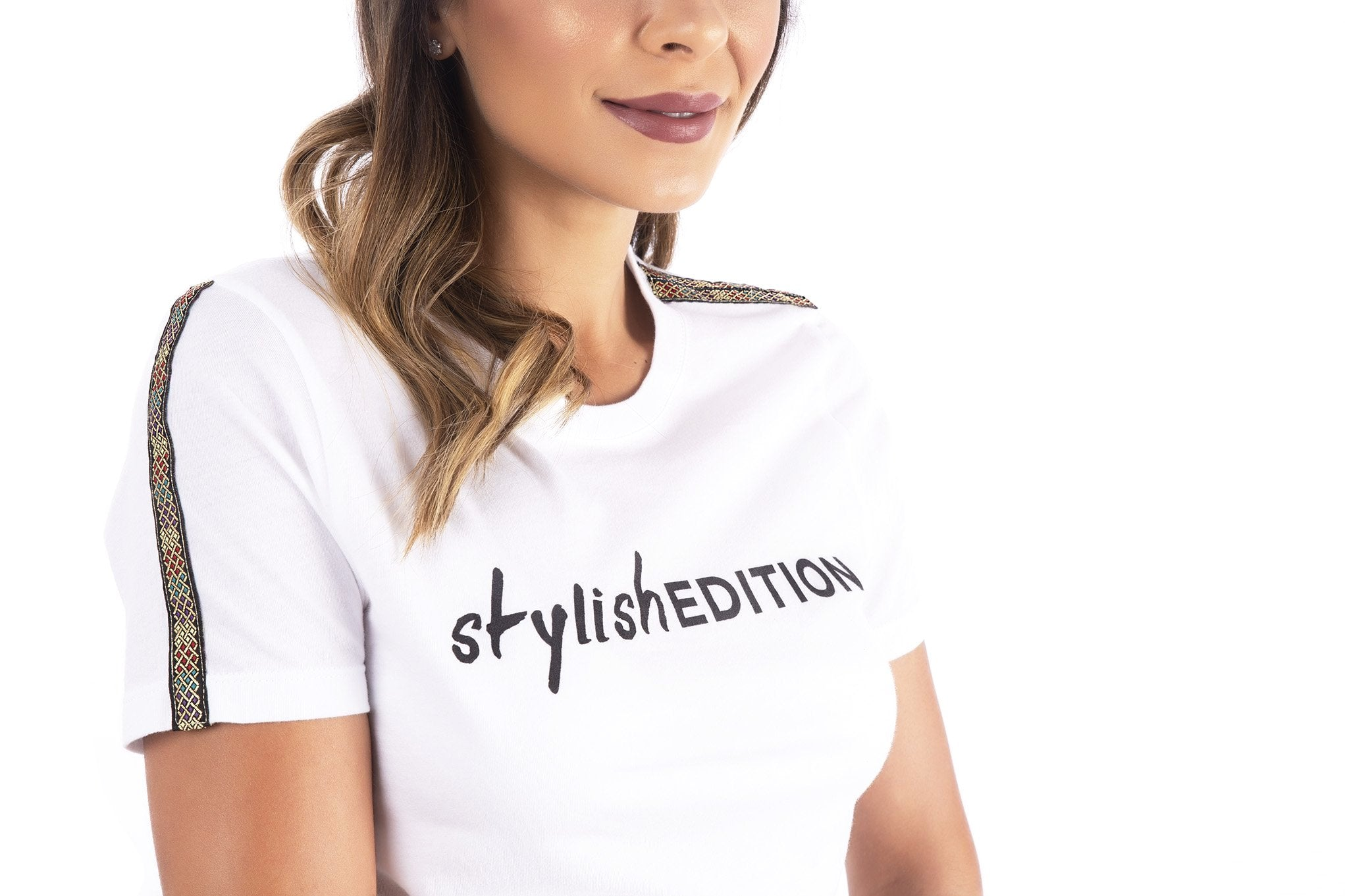 Stylish Edition T-Shirt  - artTECA