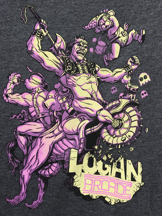 Logan Arcade short sleeve T-shirt