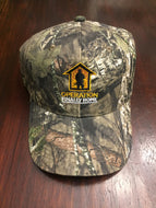 Cap - Mossy Oak Camo Snap-Back