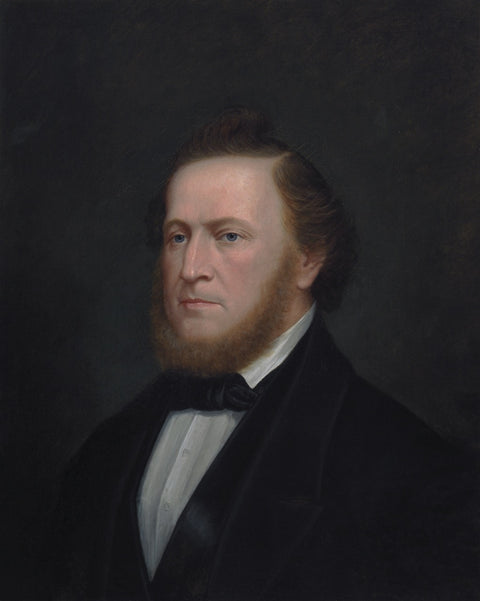 Four Rediscovered Portraits of Early LDS Church Leaders