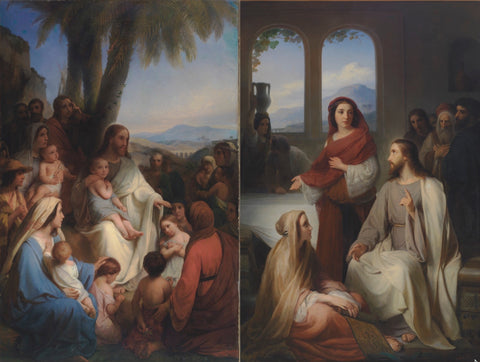 Two Masterworks by Cornelis Kruseman,