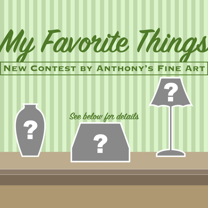 My Favorite Thing Contest