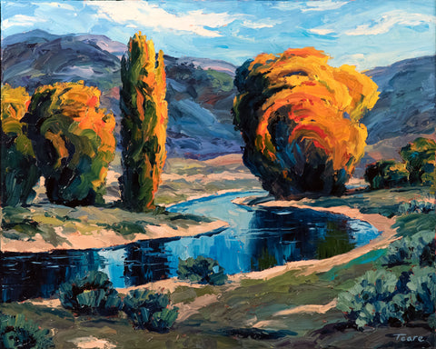 Brad Teare: Landscapes Made Like No Other