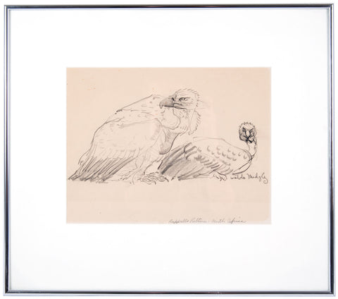 Two Vultures (1993) by Waldo Midgley