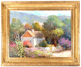 Serene Country Home by Kent Wallis