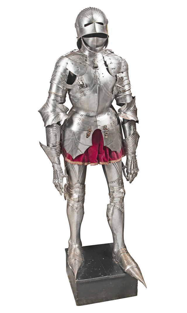 German Gothic Style Suit of Armor