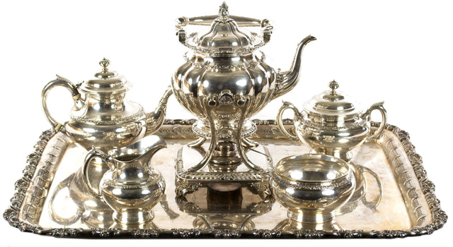 Tiffany & Company Silver Tea and Coffee Service