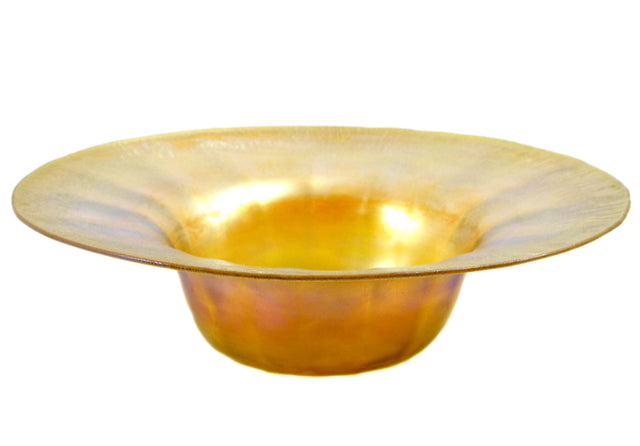 Tiffany Favrile Glass Bowl