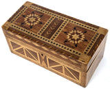 Exquisite 19th Century Parquetry Box