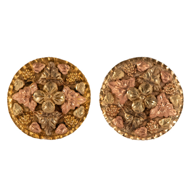 Black Hills Gold Cufflinks