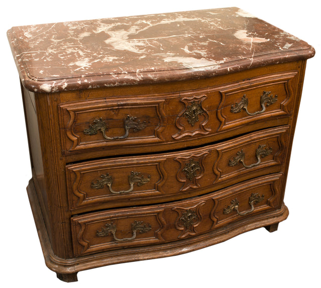 Eighteenth-century French Walnut Provençal Commode