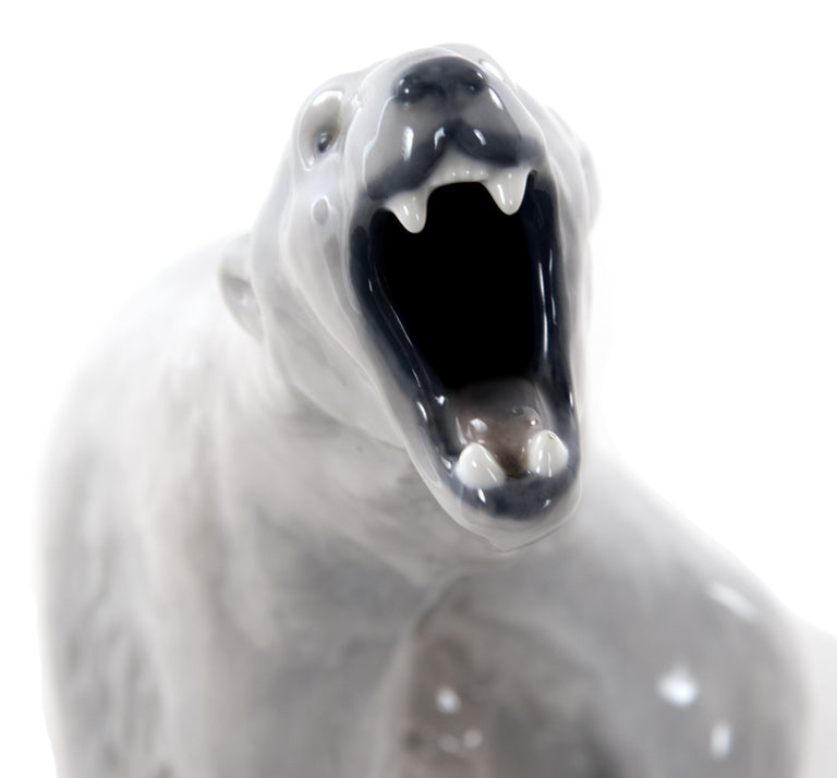 Royal Copenhagen Porcelain Polar Bear