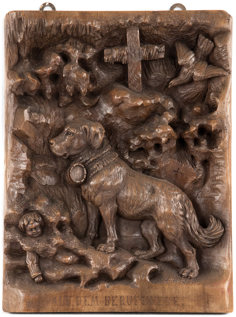 German Wood Carving