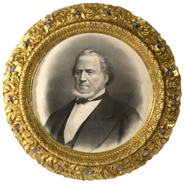 Brigham Young, Mormon Prophet by Hartwig Bornemann