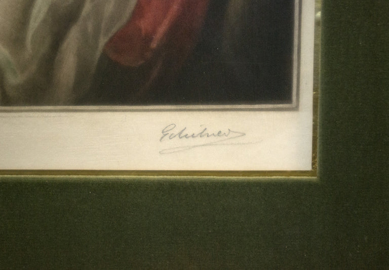 A Portrait of Lady Elizabeth Conygham after Sir Thomas Lawrence