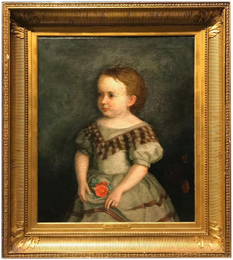18th Century French Portrait
