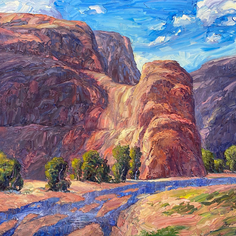 Red Rock Country by Brad Teare