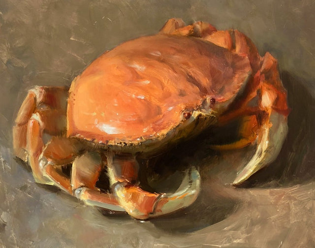 Dungeness Crab by Bryan Mark Taylor