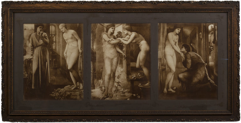 Edward Burne-Jones's Pygmalion