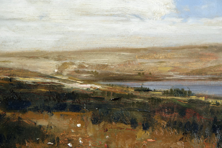 Mount of Beatitudes by Walter Rane