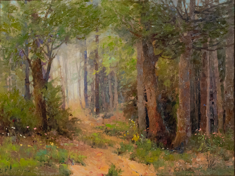 """The Grove"" by Kent Wallis"