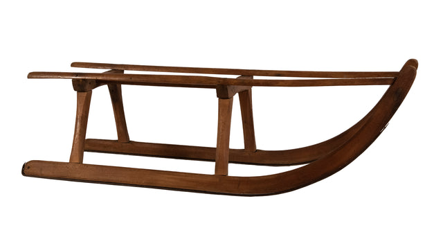 19th Century Davos Sled