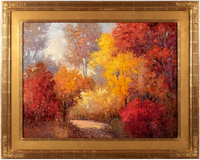 Autumn Grandeur by Kent Wallis