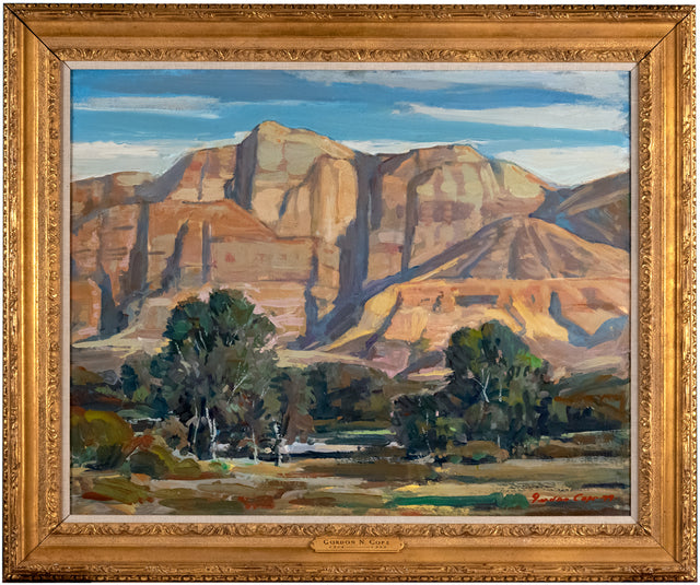 Canyon Landscape by Gordon Cope