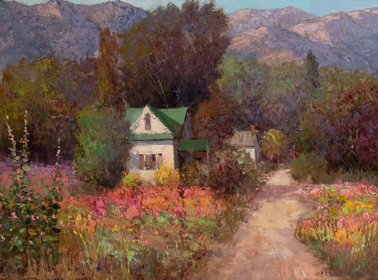 Country Blossoms by Kent Wallis