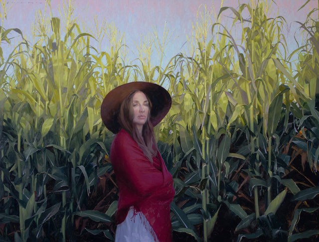 Evening Harvest by Casey Childs