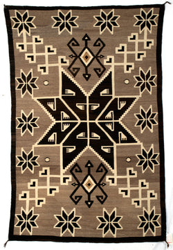 An Early 20th Century Navajo Rug